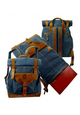 Roll-Rucksack Postbag /...