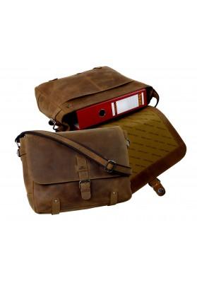 Messenger-Bag / OLD-SCHOOL...