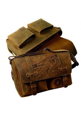 Postbag Unisex / BULL&SNAKE...