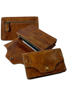 Flapwallet / Rodeo-washed -...