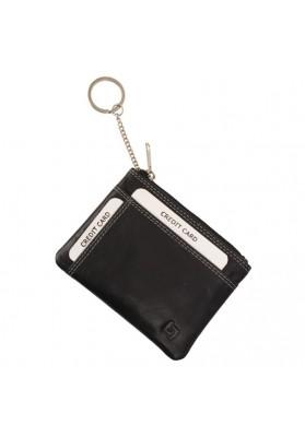 Schlüsselmäppchen / Black &...